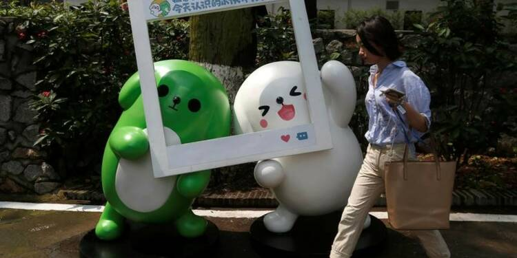 La capitalisation boursière de Tencent dépasse celle de Facebook