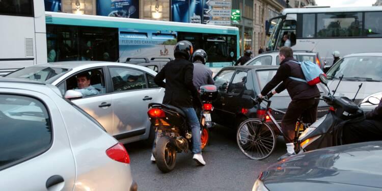 Voies sur berges à Paris : la piétonnisation a ralenti les voitures, mais aussi les bus