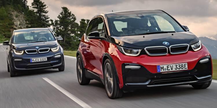 Roi du diesel, BMW veut aussi sa part dans l'électrique