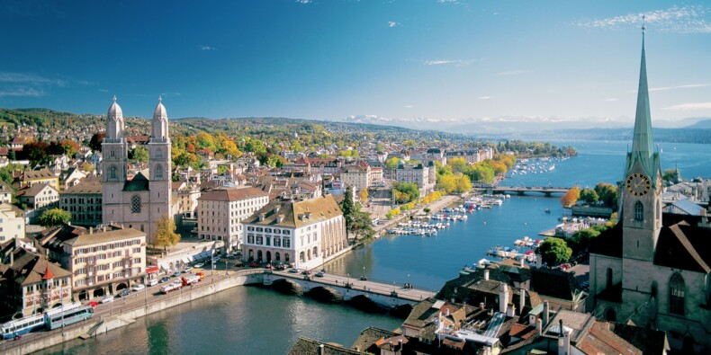 A Zürich, on peut vivre en HLM en gagnant 17.000 euros par mois