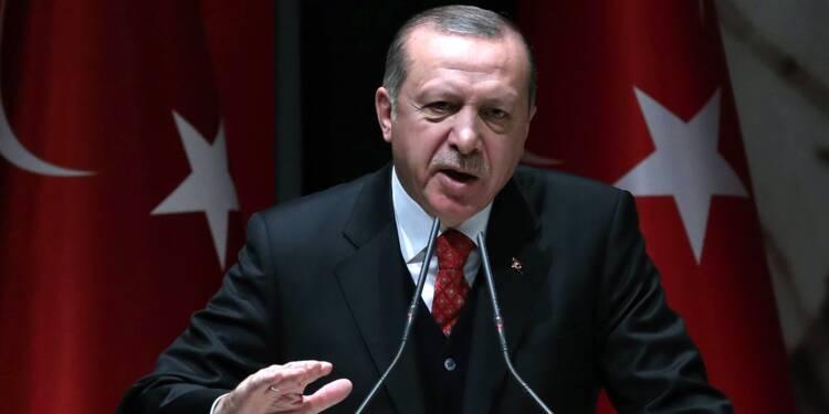 Erdogan dément vouloir limiter les mouvements de capitaux