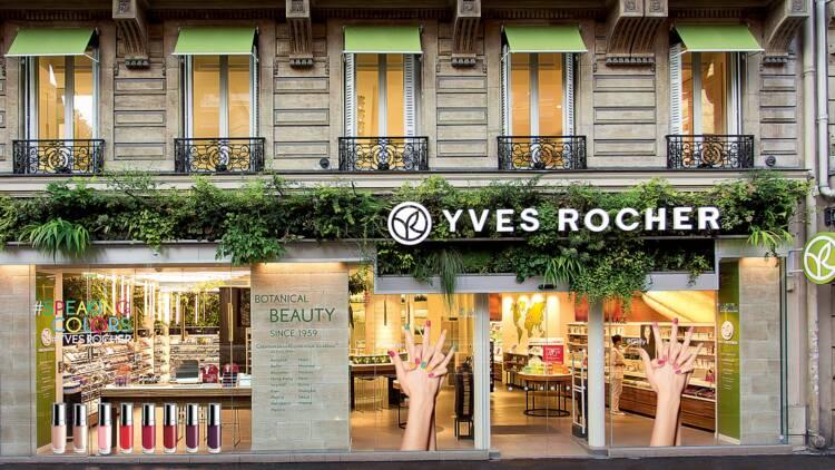 Yves Rocher, Franck Provost... notre palmarès des enseignes de santé et beauté