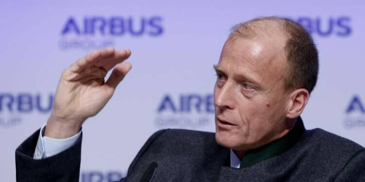 Le patron d'Airbus auditionné dans le cadre du Kazakhgate