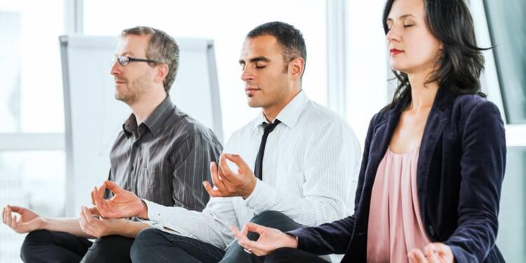 Méditation, smart working... les entreprises passent au zen