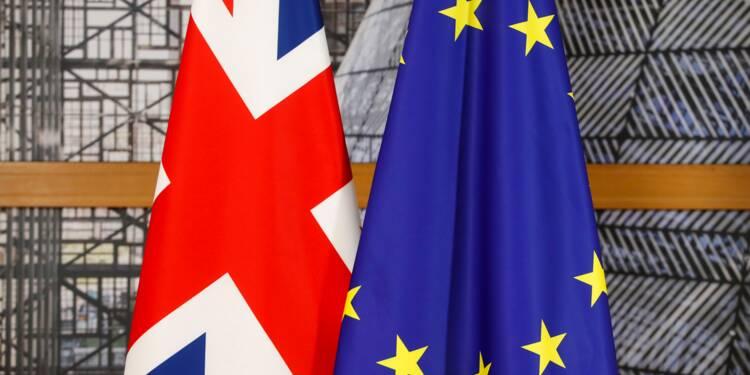 """Brexit: le Royaume-Uni """"très confiant"""" sur la conclusion d'un accord"""
