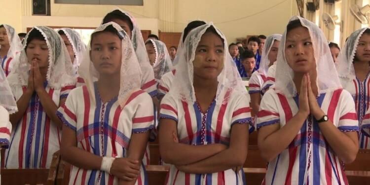 Le pape en Birmanie et Bangladesh en plein drame des Rohingyas