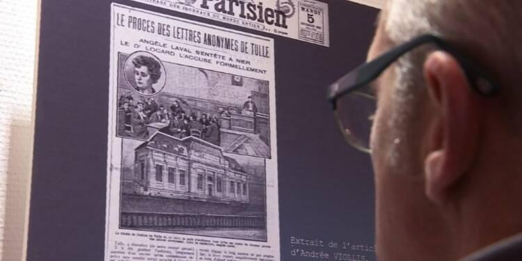 Il y a 100 ans, le corbeau de Tulle sème le soupçon