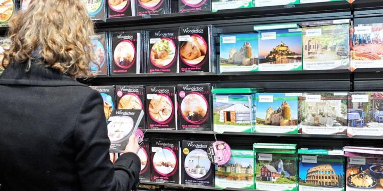 Coffrets cadeaux : comment Smartbox a réussi sa relance