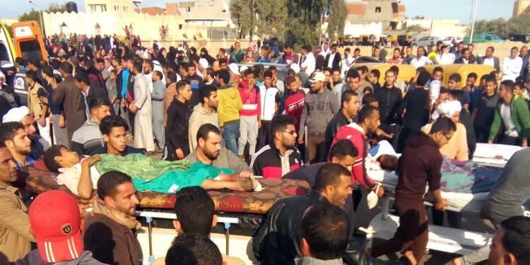 L'Egypte pleure ses 305 morts dans la pire attaque sur son sol