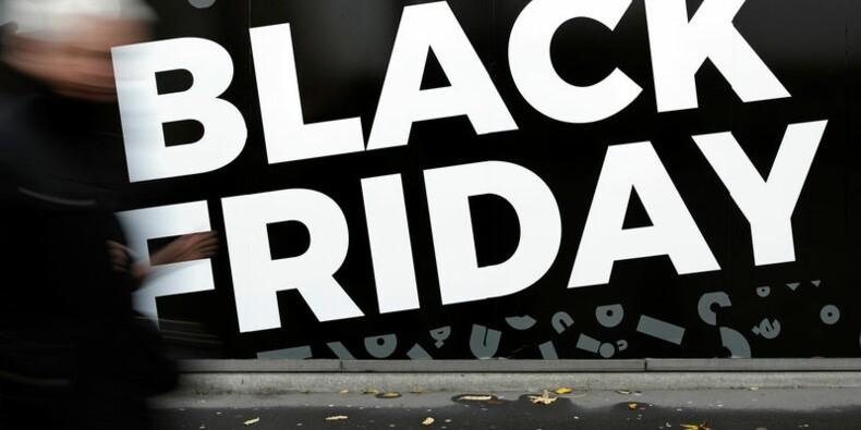 Black Friday record pour les sites marchands aux Etats-Unis