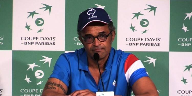 Tennis: la France à un point de la Coupe Davis