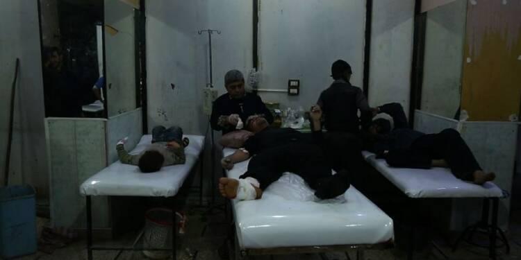 Syrie: 14 morts dans de nouveaux bombardements sur la Ghouta