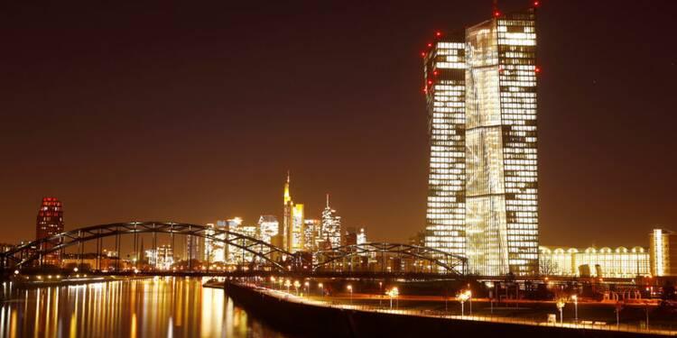 La BCE pour une plate-forme d'échanges des créances douteuses