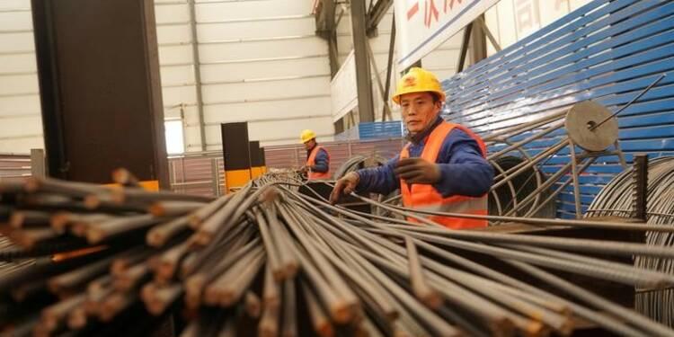 Les bénéfices industriels chinois en hausse de 25%