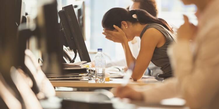 Un Français sur quatre est très stressé au travail