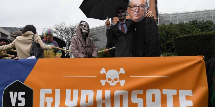 Glyphosate: des eurodéputés veulent contester la nouvelle licence en justice