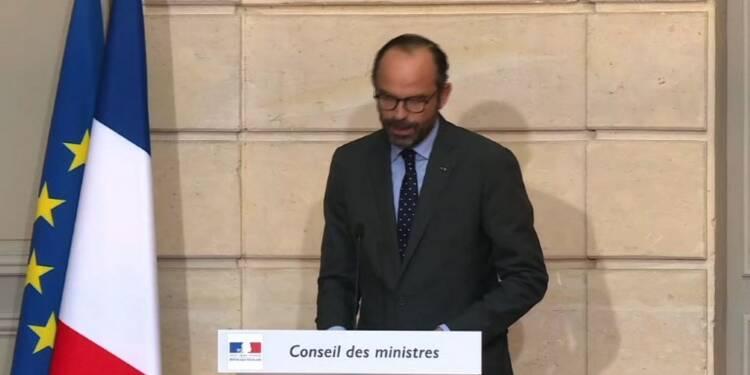 E. Philippe: pour une meilleure relation administration/Français