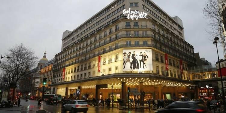 Les Galeries Lafayette veulent franchiser 22 magasins de province