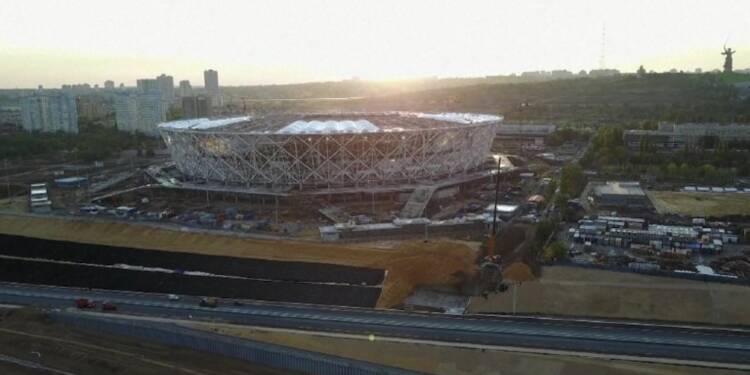 La Volgograd Arena