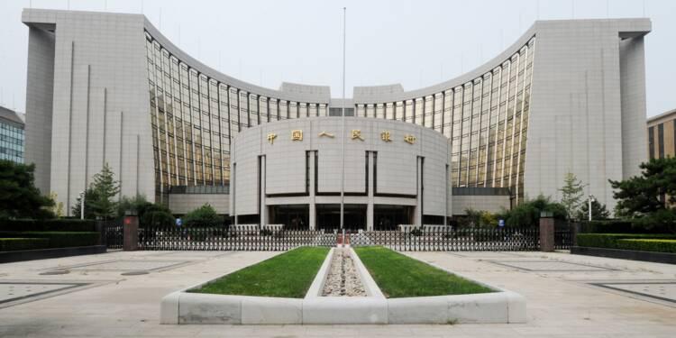 Chine: bénéfices en hausse pour les quatre grandes banques systémiques en 2017