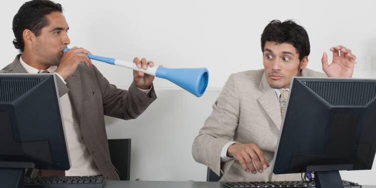 Au secours, je ne supporte plus mon collègue !