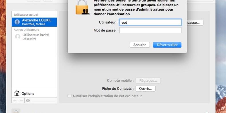 L'incroyable faille qui permet à n'importe qui de déverrouiller votre Mac