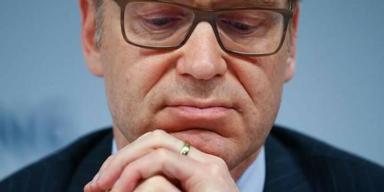 La Bundesbank note un risque croissant dans l'économie allemande