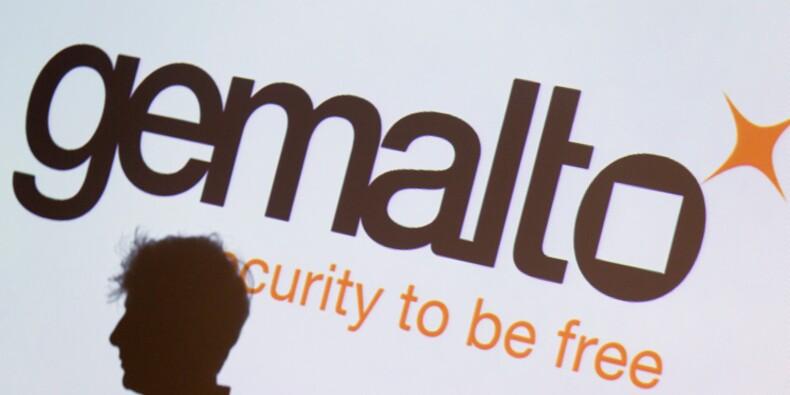 Gemalto annonce la suppression de 288 emplois en France