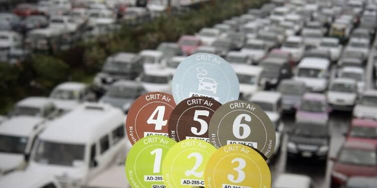 La vignette auto Crit'Air se déploie partout en France : voici où et comment elle s'applique