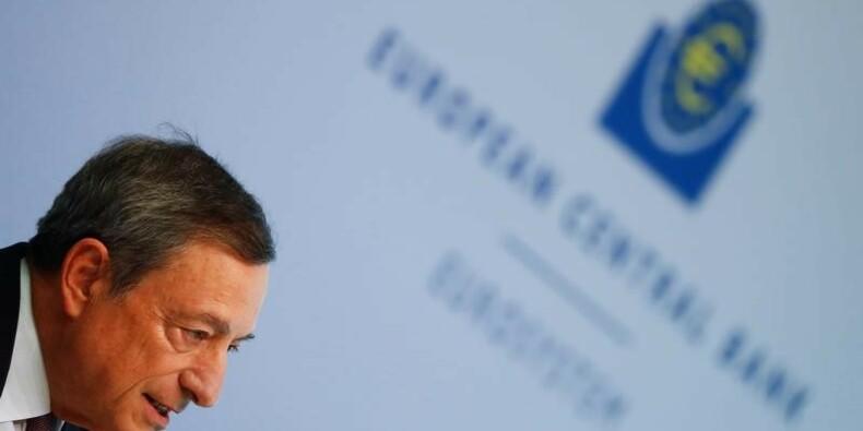 La BCE devrait en finir avec le QE d'ici fin 2018
