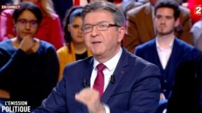 Jean-Luc Mélenchon galère à justifier son patrimoine dans l'émission politique