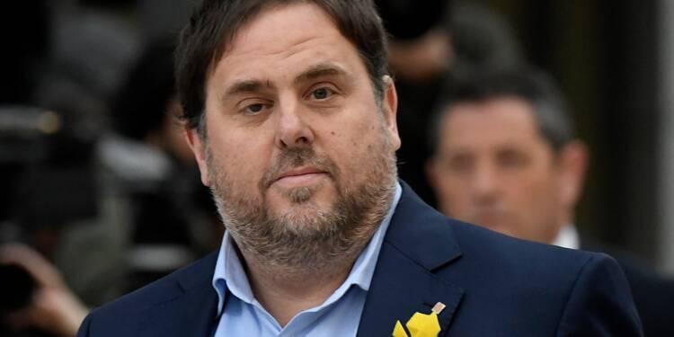 Catalogne: un leader indépendantiste demande à la justice d'être libéré