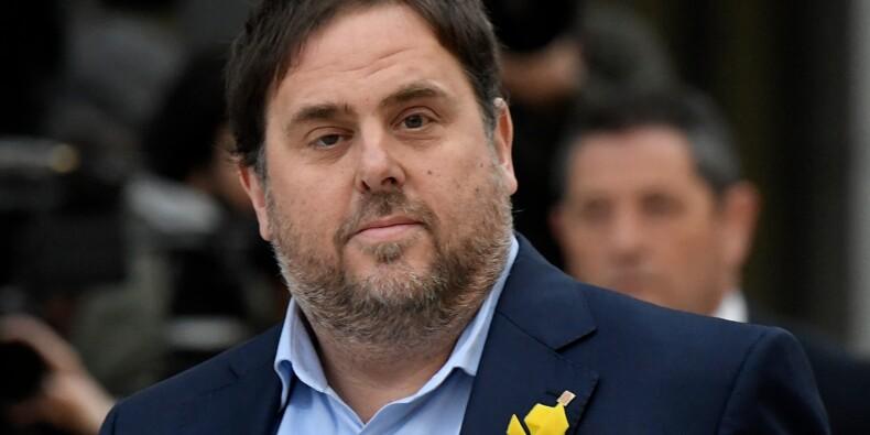 Catalogne: la justice maintient en prison l'ex-vice-président indépendantiste
