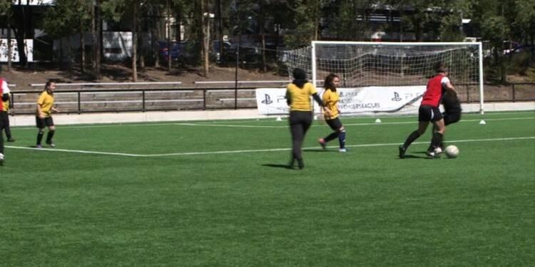 Australie: le foot, refuge pour les enfants chercheurs d'asile