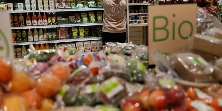 """La distribution tente de prendre la vague du """"mieux consommer"""""""