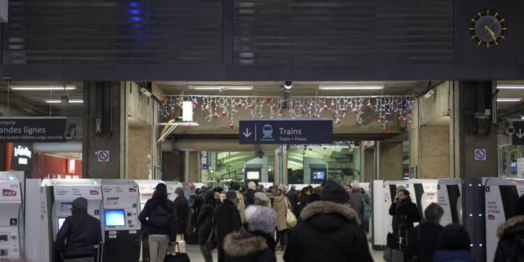 SNCF : le trafic est revenu à la normale à la gare Montparnasse