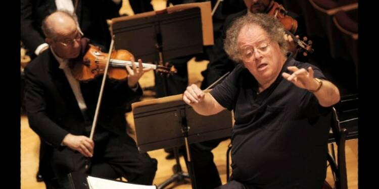 James Levine, accusé d'agression sexuelle, suspendu