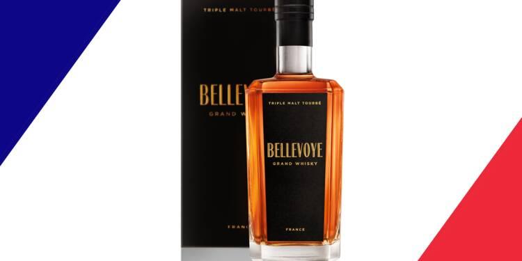 Bellevoye, le petit whisky français qui veut faire de l'ombre aux Ecossais