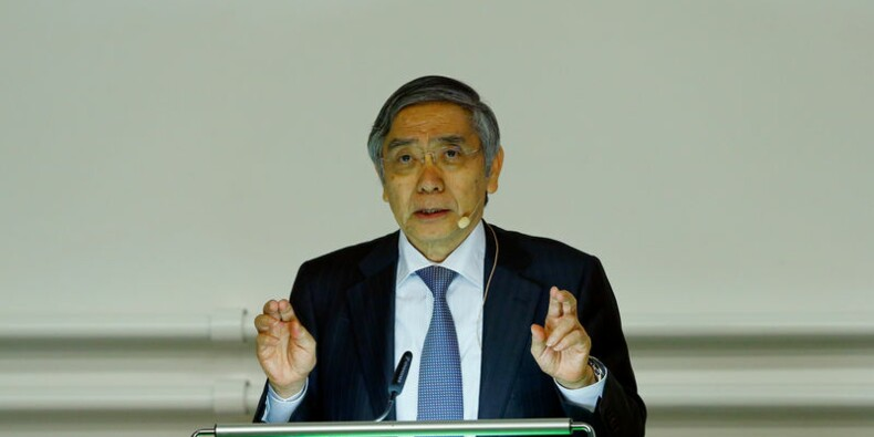 La BoJ conservera sa politique ultra-accommodante, déclare Kuroda