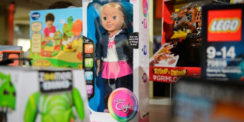 Cayla : cette poupée espionne les enfants et leurs parents pour son fabricant