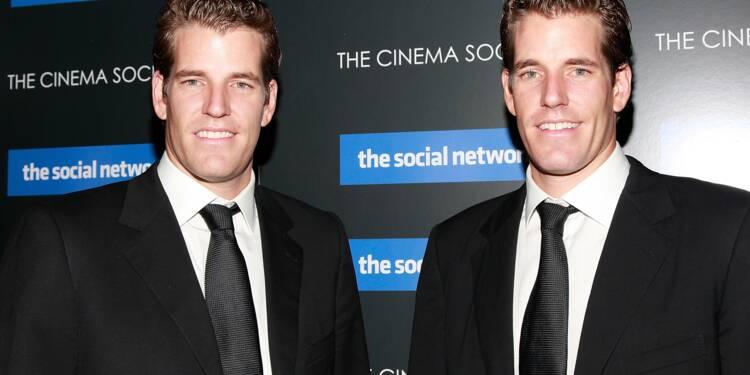 Les jumeaux Winklevoss, premiers milliardaires en bitcoins connus