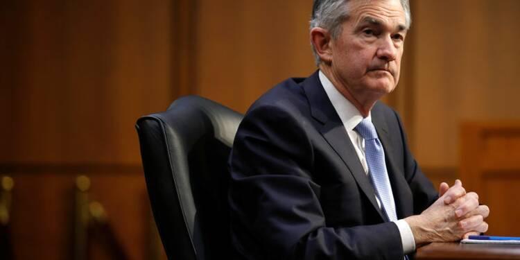 USA/Fed: Powell adoubé par la Commission bancaire du Sénat