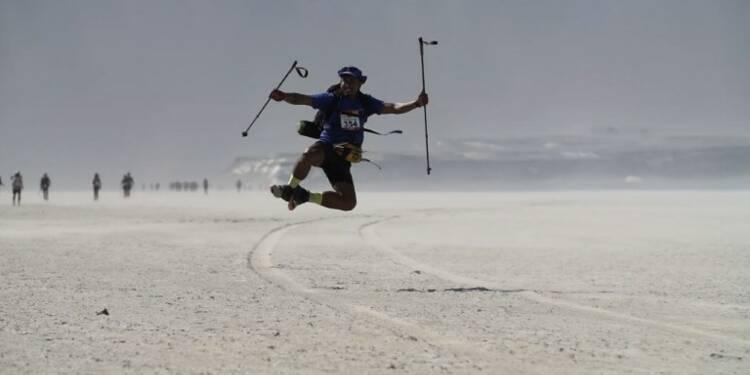 Marathon des Sables: une Française remporte l'édition péruvienne