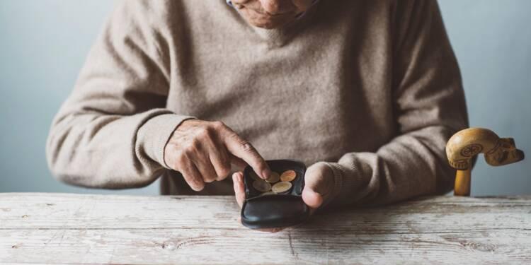 Le pouvoir d'achat des retraités en chute libre depuis 25 ans