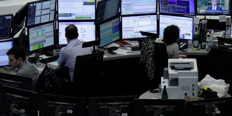 Les Bourses pénalisées par un regain d'aversion au risque