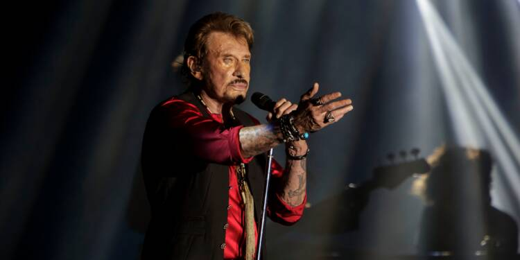 Johnny Hallyday, disparition du plus gros vendeur de disques de l'histoire en France