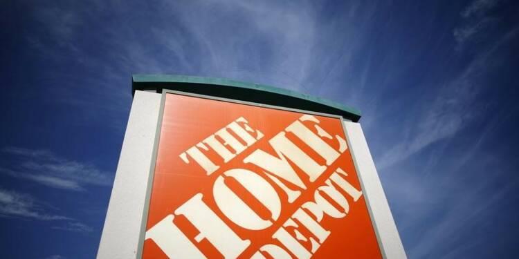 Home Depot annonce un programme de rachat d'actions de 15 millliards de dollars