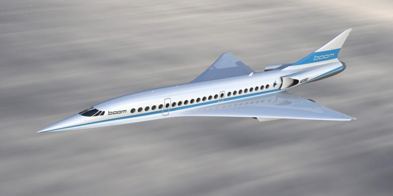 L'avion supersonique Boom intéresse sérieusement Japan Airlines