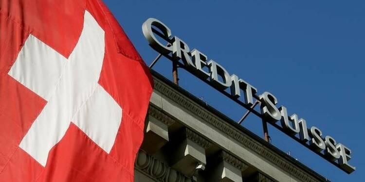 La réforme fiscale US pourrait entraîner une perte pour Credit Suisse
