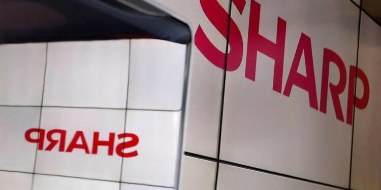 Sharp cherche à former une alliance dans l'Oled au Japon